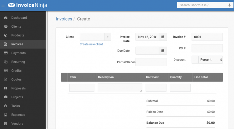 best invoice software